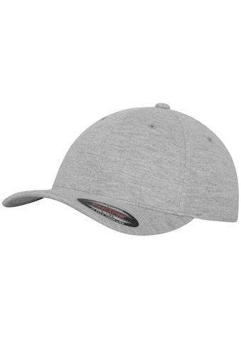 Flexfit Baseball Cap, Double Jersey, hinten geschlossen kaufen