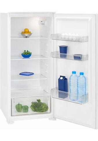 exquisit Einbaukühlschrank, integrierbar kaufen