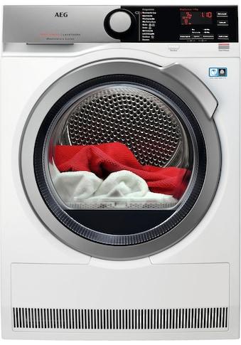 AEG Wärmepumpentrockner 8000 T8DE76595, 9 kg kaufen