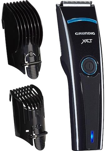 Grundig Haar- und Bartschneider »MC 3340«, 2 Aufsätze, Akku/Netz kaufen