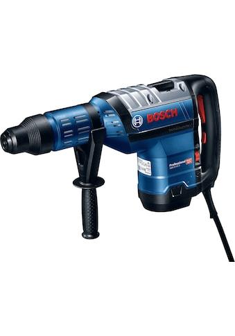 Bosch Professional Bohrhammer »GBH 8-45 D Professional«, (1 tlg.), starker Motor für... kaufen