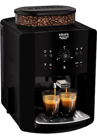 Krups Kaffeevollautomat »EA8110 Arabica Quattro Force«, 1450 Watt,... kaufen