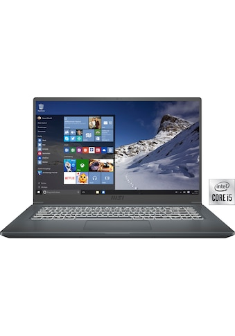 MSI Notebook »Modern 15 A10M-641«, (512 GB SSD) kaufen
