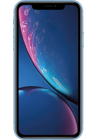 "Apple iPhone XR 6,1"" 256 GB Smartphone (15,5 cm / 6,1 Zoll, 256 GB, 12 MP Kamera) kaufen"