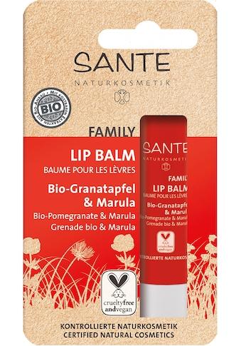 SANTE Lippenpflegemittel »Lip Balm Bio-Granatapfel & Marula« kaufen