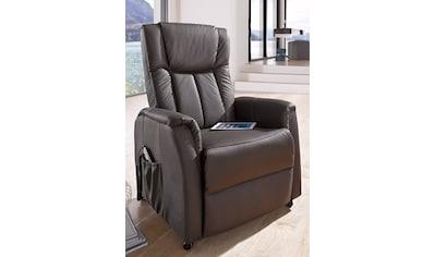 Duo Collection TV-Sessel, mit Motor und Aufstehhilfe kaufen