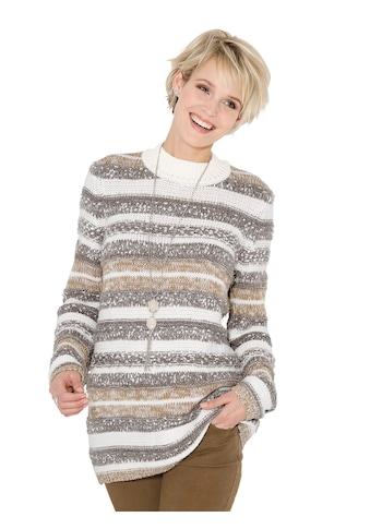 Classic Basics Streifenpullover »Pullover« kaufen