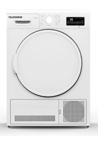 Telefunken Kondenstrockner (7 kg / B / weiß) »T - 11 - 300 - W« kaufen