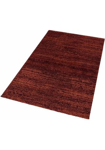 ASTRA Teppich »Samoa Melange«, rechteckig, 20 mm Höhe, Kurzflor, Wohnzimmer kaufen