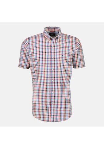 LERROS Kurzarmhemd »Vichy«, in Großen Größen kaufen