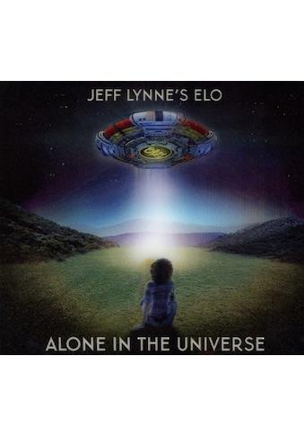 Musik-CD »Jeff Lynne's ELO-Alone in the Universe / Jeff Lynne's ELO« kaufen