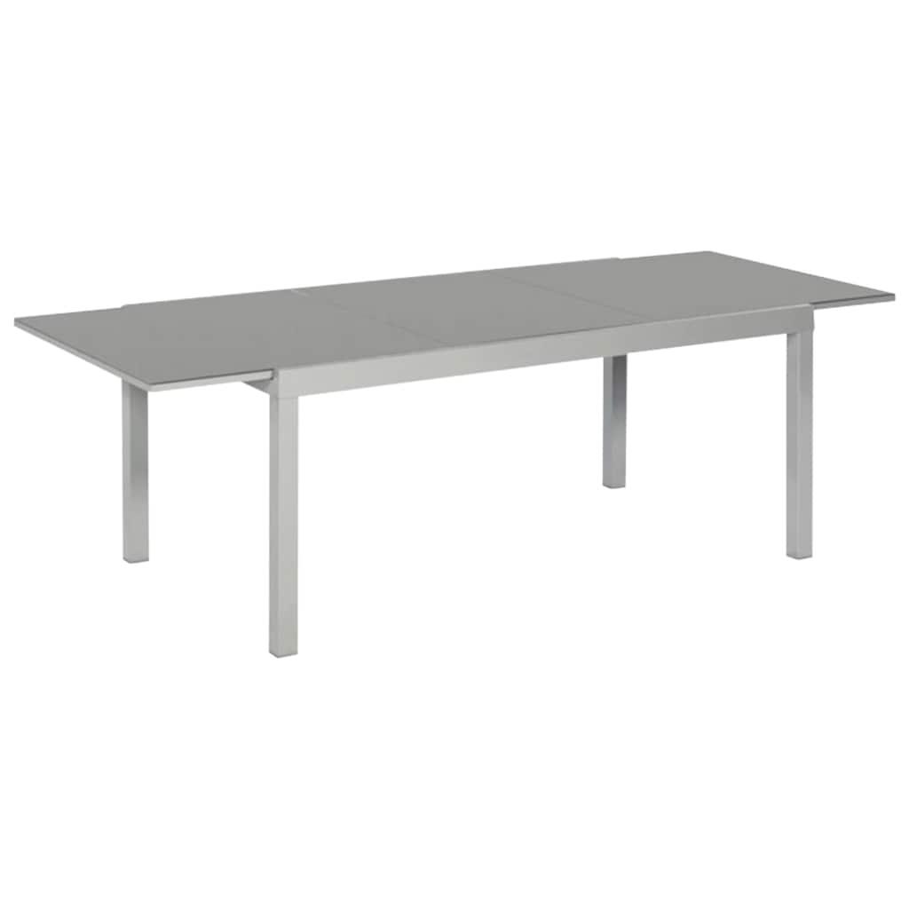 MERXX Gartentisch »Semi AZ-Tisch«, 110x200 cm