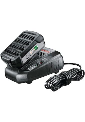 BOSCH Akku - Set »Power4All«, Akku (18 V, 2,5 Ah) + Ladegerät kaufen