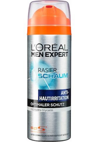 L'ORÉAL PARIS MEN EXPERT Rasierschaum »Hydra Energy«, beugt Hautirritation wie... kaufen