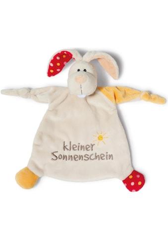 Nici Schmusetuch »My First NICI Kollektion, Hase Tilli, Kleiner Sonnenschein«, (1... kaufen