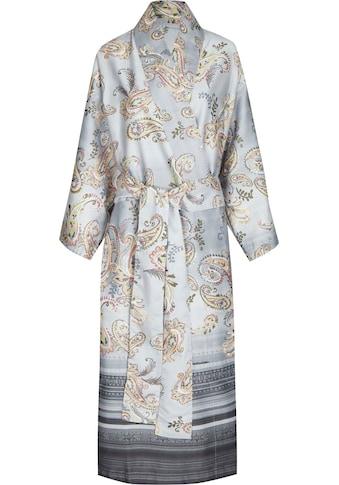 Bassetti Damenbademantel »Tosca«, (1 St.), Kimono mit Paisley Muster kaufen
