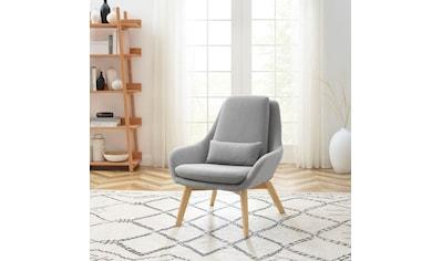 170QM Sessel »Ruhezeit«, Inkl. Zierkissen, Sitz und Rücken gepolstert, in 2 Bezugsqualitäten kaufen