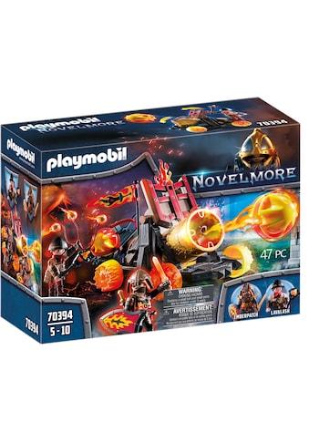 Playmobil® Konstruktions-Spielset »Burnahm Raiders Lavabombarde (70394), Novelmore«, ;... kaufen
