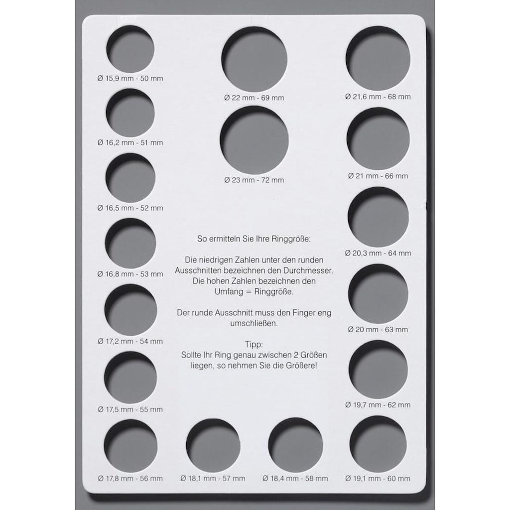 Firetti Trauring mit Gravur »glanz, längs gebürstet, Diamantschnitt, in mehreren Breiten erhältlich«, Made in Germany, wahlweise mit oder ohne Brillant