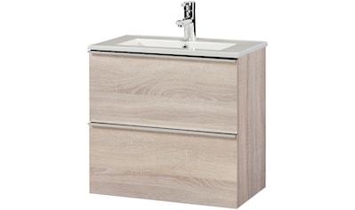 CYGNUS BATH Waschtisch »Malaga 600«, Breite 60 cm, Tiefe 36 cm, SlimLine kaufen
