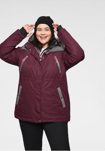 Polarino Skijacke, mit vielen praktischen Taschen kaufen