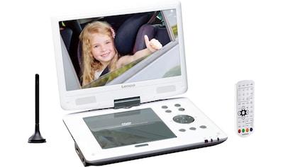 Lenco Portabler DVD-Player »DVP-1063WH«, DVB-T2 Tuner kaufen