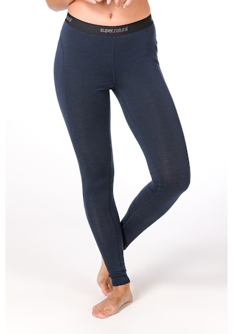 SUPER.NATURAL Funktionstights »W BASE TIGHT 175«, perfekter Merino-Materialmix kaufen