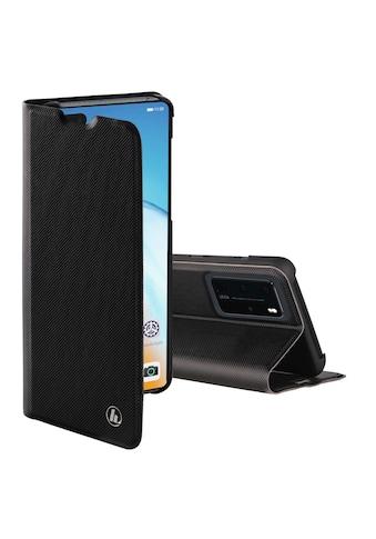 """Hama Smartphone-Hülle »Smartphone Booklet, Hülle«, """"Slim Pro"""" für Huawei P40 Pro, Schwarz kaufen"""