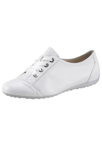 Semler Sneaker »NELE«, in Schuhweite F (=normal) kaufen