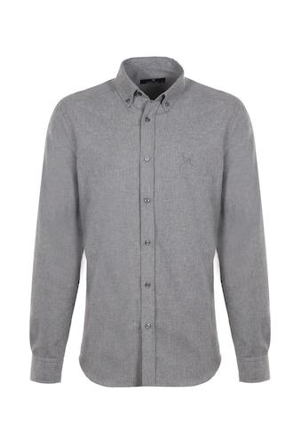 Auden Cavill Langarmhemd, Ald mit unifarbenen Stoff kaufen