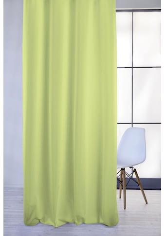 APELT Vorhang »4362 Rips Uni«, Pflegeleichter Uni kaufen