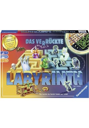 Ravensburger Spiel »Das verrückte Labyrinth - 30 Jahre Jubiliäumsedition«, Made in... kaufen