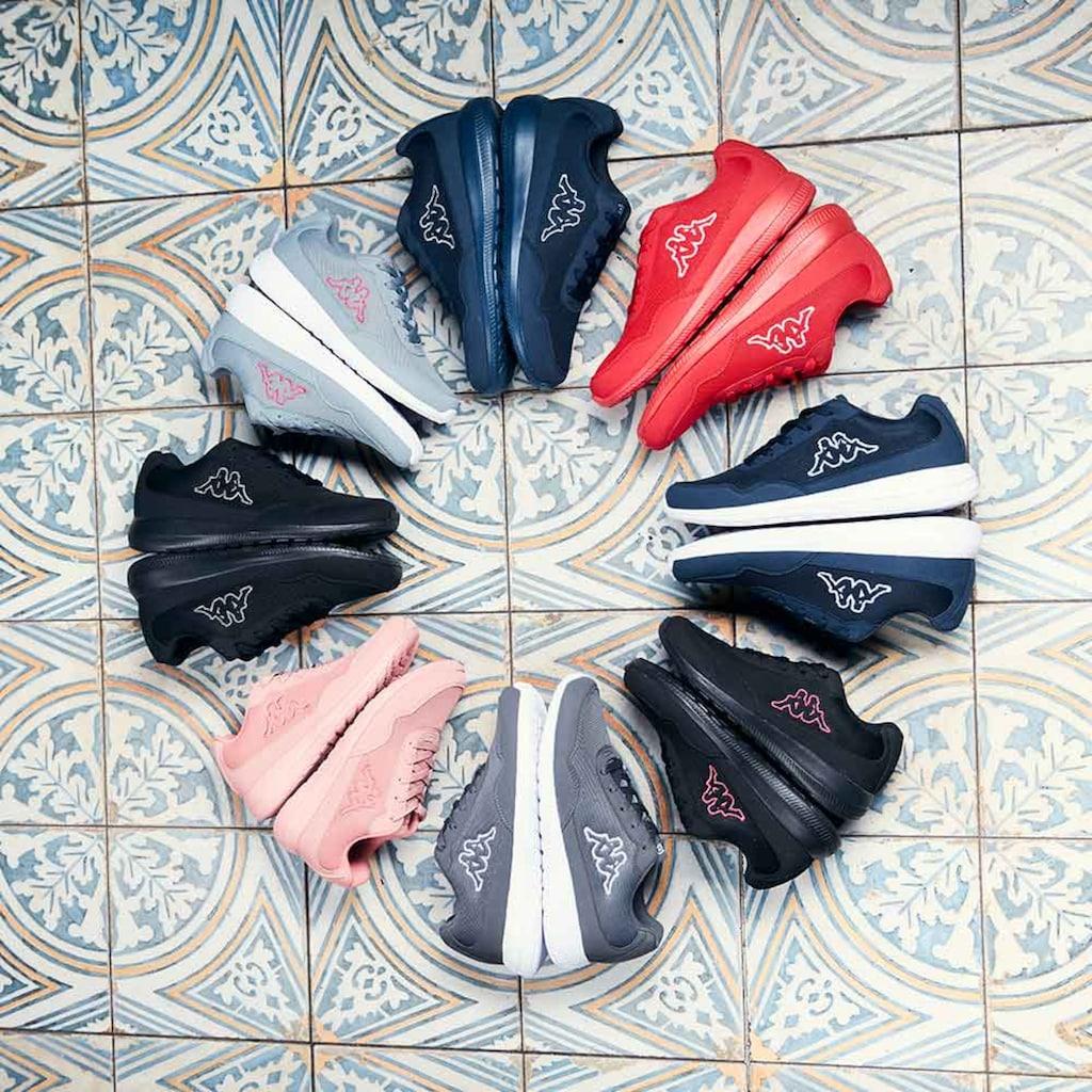 Kappa Sneaker »FOLLOW OC«, mit besonders leichter Sohle