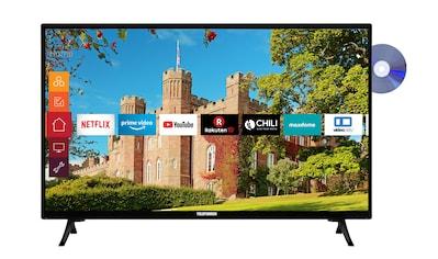 "Telefunken LED-Fernseher »XF32J519D«, 80 cm/32 "", Full HD, Smart-TV kaufen"