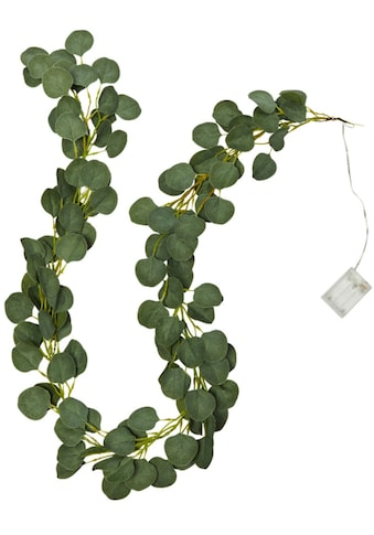 LED-Lichterkette »Eukalyptus«, 20 St.-flammig, mit 20 LEDs, Batteriebetrieb kaufen