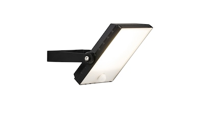 Brilliant Leuchten Dryden LED Außenwandstrahler 22cm Bewegungsmelder schwarz kaufen