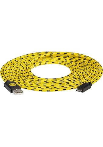 Snakebyte Stromkabel »BVB Micro USB Ladekabel (3m)«, 3 cm kaufen