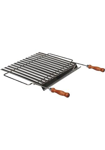 WELLFIRE Grillrost, für »Wellfire« Grillkamin, BxT: 38x53 cm kaufen