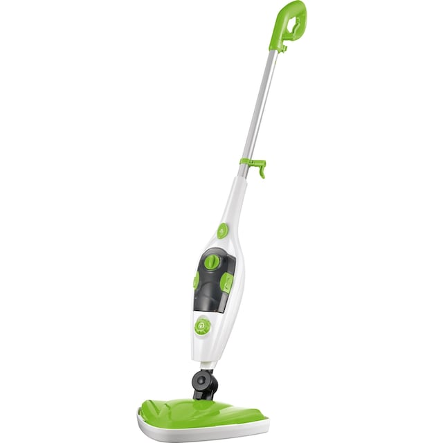 CLEANmaxx Dampfbesen 3in1, 1500 Watt