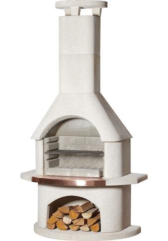 Buschbeck Grillkamin »Venezia«, BxTxH: 110x65x206 cm kaufen