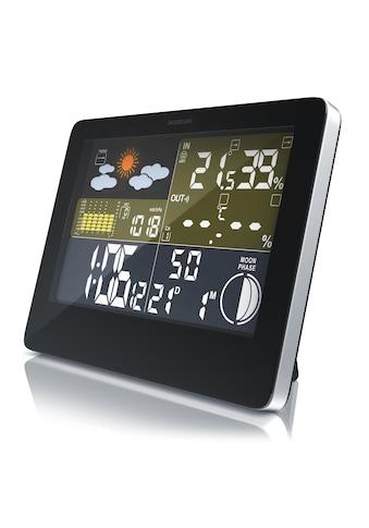 BEARWARE Funkwetterstation mit LCD Farbdisplay inkl. Außensensor kaufen