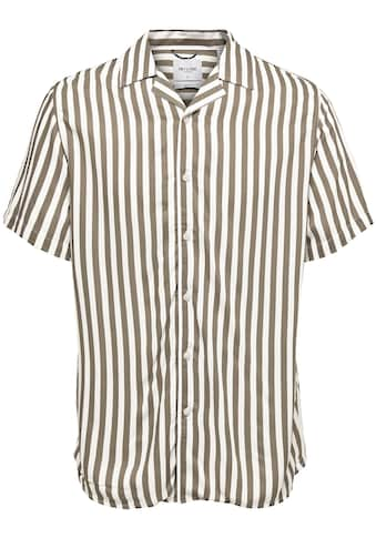 ONLY & SONS Kurzarmhemd »WAYNE VISCOSE SHIRT« kaufen