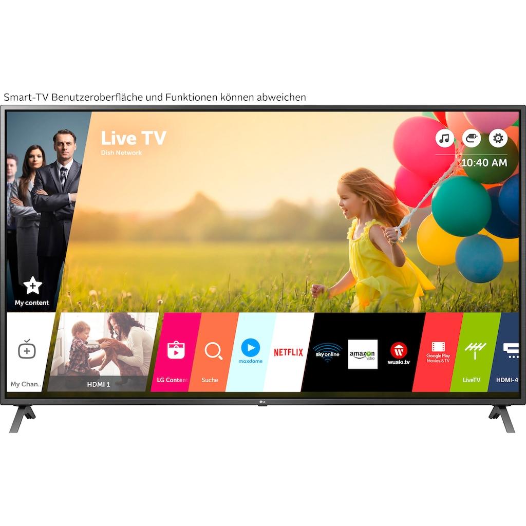 """LG LED-Fernseher »75UN85006LA«, 189 cm/75 """", 4K Ultra HD, Smart-TV"""