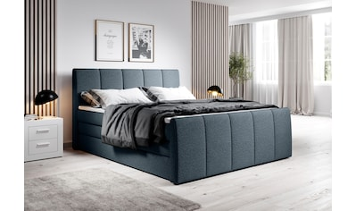 INOSIGN Boxspringbett »Fresco«, incl. 2 Bettkästen, Liegehöhe 60 cm, Kaltschaumtopper kaufen