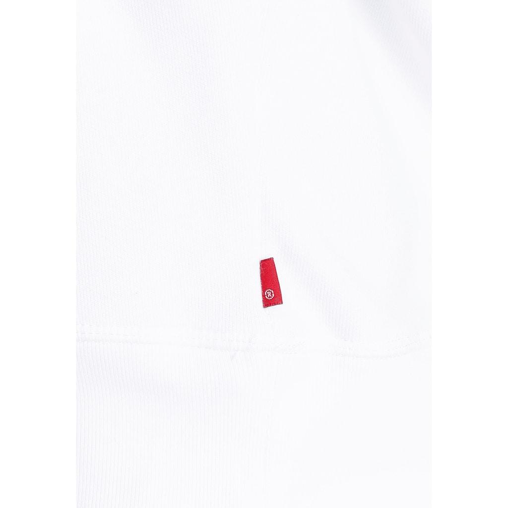 Levi's® Hoodie »Graphic Standard«, mit aufgesetztem Logoprint auf der Vorderseite