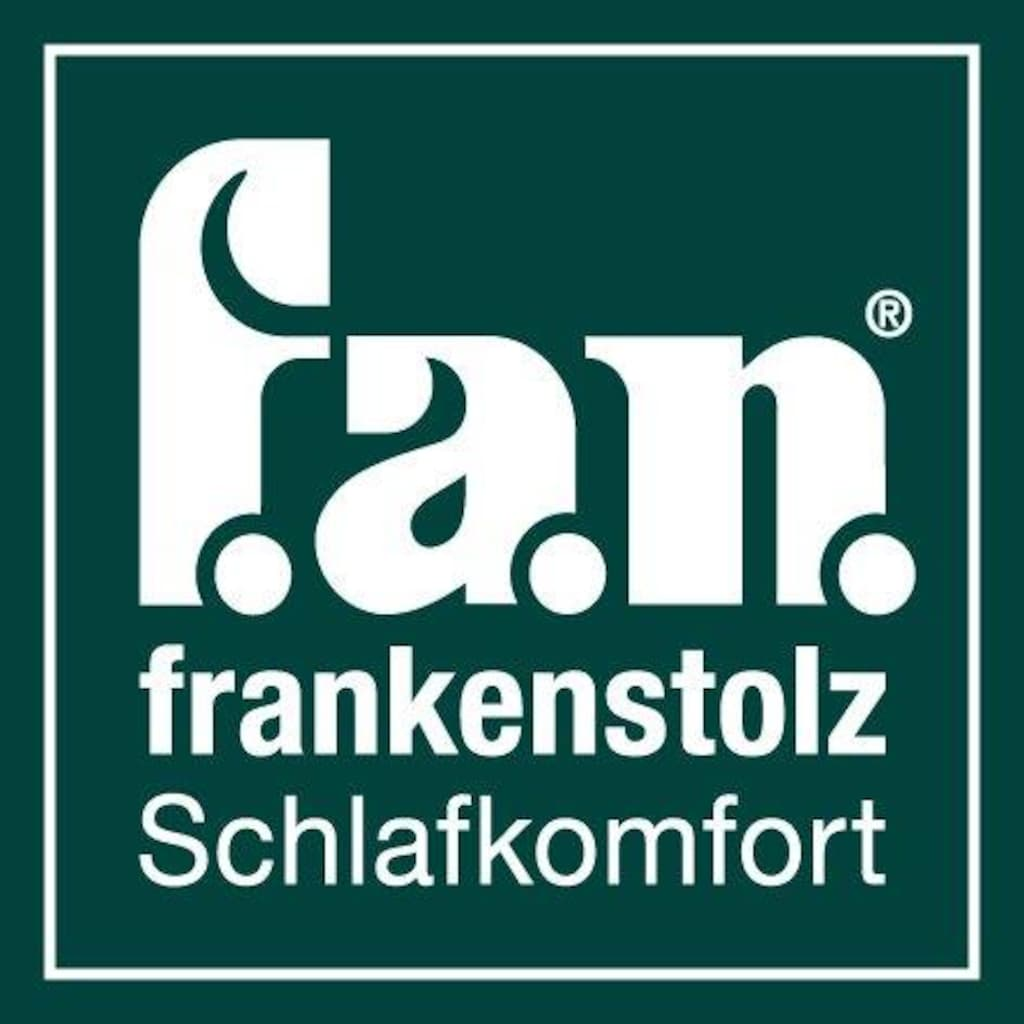 f.a.n. Schlafkomfort Topper »Spannauflage Tencel, f.a.n. Frankenstolz«, (1 St.)
