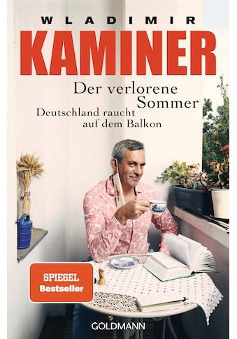 Buch »Der verlorene Sommer / Wladimir Kaminer« kaufen