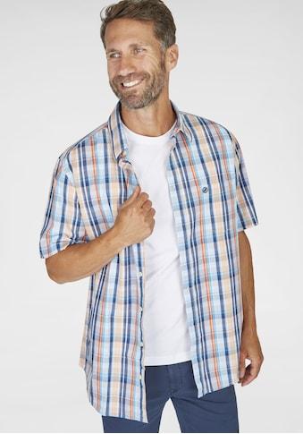 NAVIGAZIONE Kurzarmhemd, in Frühlings-Tönen kaufen