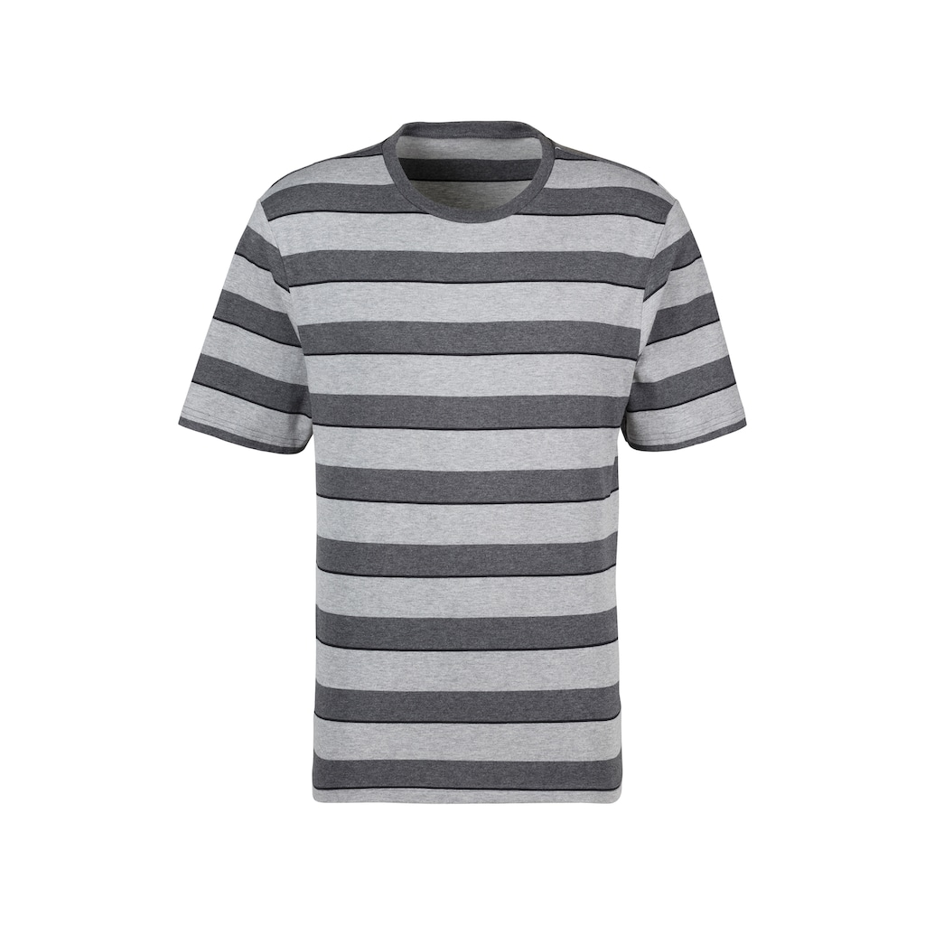 H.I.S Shorty, mit Streifenshirt