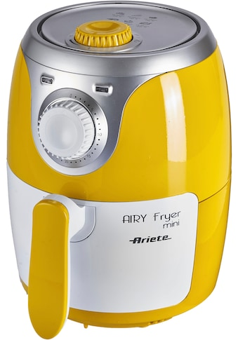 Ariete Heissluftfritteuse »Air Fryer 4615GE«, 1000 W, Fassungsvermögen 0,4 kg kaufen